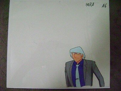 Cyborg 009 Albert Heinrich Ishinomori Shotaro Anime Production Cel