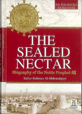 The Sealed Nectar New Colour, Picture + Good Quality Paper Book Best Gift Ideas