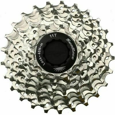 9 Speed Sunrace Road Bike Cassette (Shimano or Sram) 11-25