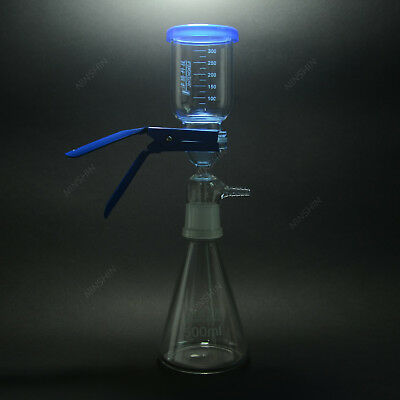 500ml Vacuum Suction Filter Device, Buchner Filting Apparatus,Solvent Filter