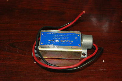 Micro Switch, WZLN-LH, Snap Switch, NEW