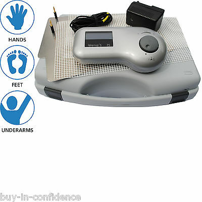 Idromed 5 PS Iontophoresis Machine for Hands, Feet and Underarms