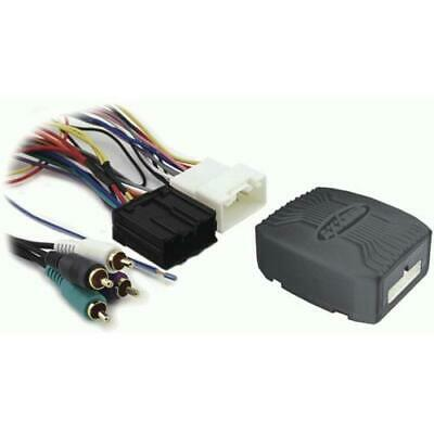 Axxess MITO-01 Amp Interface for Select 06-12 Mitsubishi with Rockford Fosgate