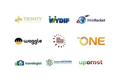 Professional Custom Made Logo Design For Your Business. Fast Delivery!