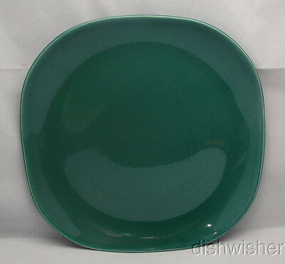 Red Wing Pottery QUARTETTE Ming Green Dinner Plate(s) RARE