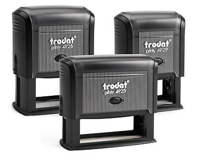 Trodat Personalised Self Inking Rubber Stamps Full Range Of Sizes Available