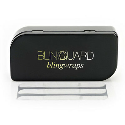 BlingGuard BlingWraps Invisible Ring Guards (30 Disposable Bands)
