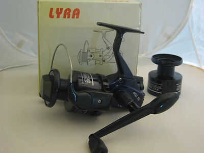 A Superb , 600 - 70 Lyra  Spinning  / Coarse Fishing Reel , Brand New In Box