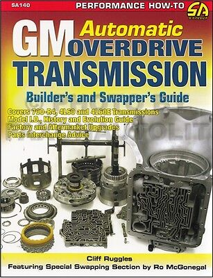 1991 GMC Syclone 1992-1993 Typhoon Automatic Transmission Builder Swapper Guide