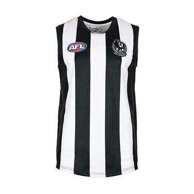 AFL Collingwood Magpies Kids Boys Youths Footy Football Jumper Guernsey Jersey