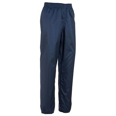 Classic Navy Waterproof Rain Over Trousers Lightweight comfortable
