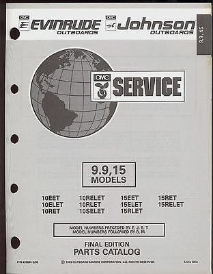 Array - oem johnson evinrude omc outboard 5 15 hp service manual      rh   acanthus in