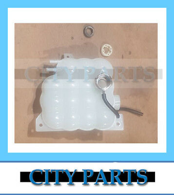 New Top Ford Ef El Falcon Radiator Overflow Bottle Coolant Header Tank 6Cyl V8