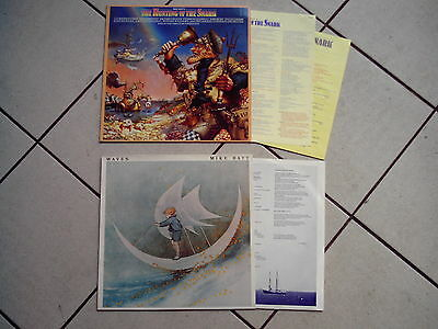 2 x LP Mike Batt ‎: The Hunting Of The Snark (1986) + Waves (1980)