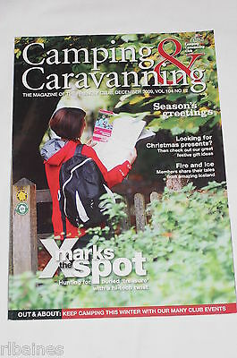 Camping and Caravanning December 2009, VW T5 Transporters/Auto Sleeper Marquis