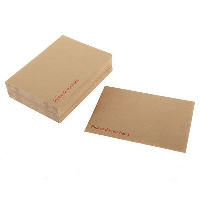 Q-Connect Board Back C3 Envelope 458 x 324mm 115gsm Manilla Peel And Seal (Pack