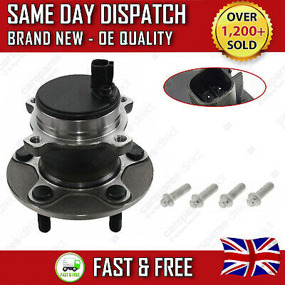 FORD FOCUS MK2 TDCi 1.4 1.6 1.8 2.0 2.5 REAR WHEEL BEARING +HUB/ABS *BRAND NEW*
