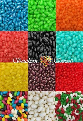 Jelly Beans 1Kg Pick A Colour Lollies Candy Buffets Parties