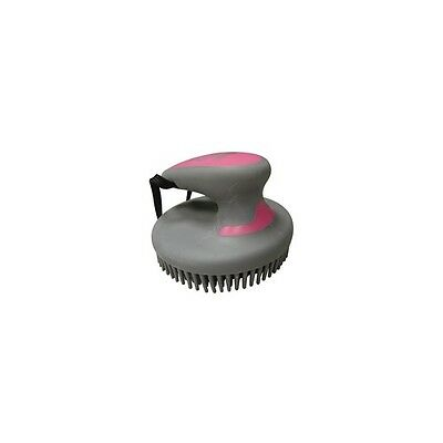 Oster Fine Curry Comb Pink - Horse/Pony Grooming