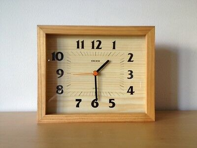 Used from expo - BOSI - Wall Clock Quartz / Reloj Pared de Cuarzo - Usado