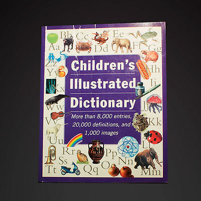 Children's Illustrated Dictionary by Parragon Plus