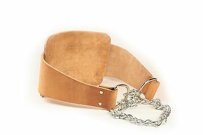 Pioneer™ Leather Dip/Dipping Belt w/ Chain