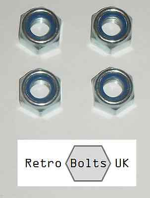 Leaf Spring Rear Hanger Nuts - MK1 Escort, Mexico, RS2000