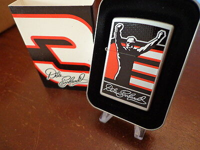 Dale Earnhardt #3 Legacy Victory Zippo Lighter Mint In Box