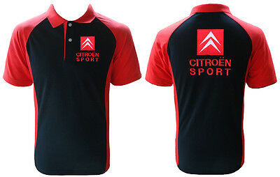 Citroen Sport Polo Shirt