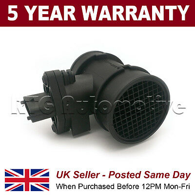 For Vauxhall Corsa B 1.0 1.2 Astra Mass Air Flow Meter Sensor Maf Oem Quality