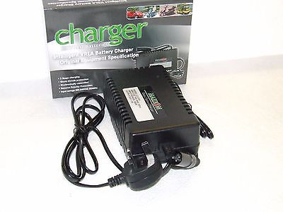 MOBILITY SCOOTER Battery Charger 24V 5amp Fully AUTOMATIC