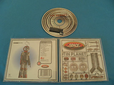 Space - Tin Planet - RARE Original 1998 Scandinavia IMPORT CD LISTEN / Catatonia