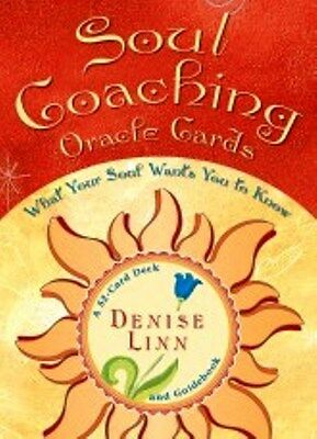 Soul Coaching Oracle Cards by Denise Linn NEW & Sealed