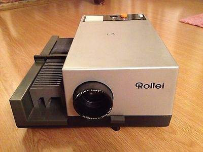 Rollei  2x2 Slide Projector  in org box.