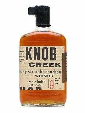 Knob Creek 9yo Kentucky Bourbon Whiskey 700ml