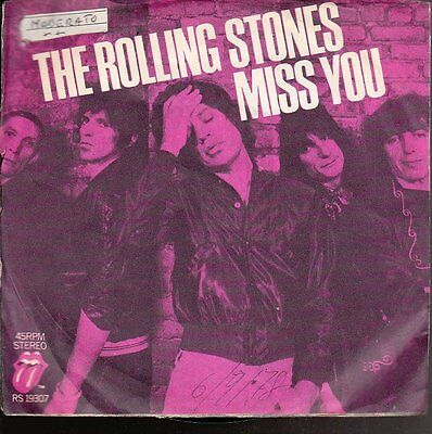 5563 The Rolling Stones   Miss You