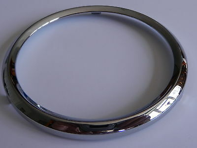 64mm Dia Chrome Bezel..Suit Austin Seven Speedo plus Other Smiths gauges