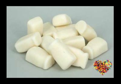 MILK BOTTLES 1KG white Lollies Gummies Gummy Candy Buffet Bulk Lollies