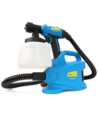 Powerful 700W Electric Paint Sprayer Gun | For Fencing & Walls | SiteMate SM700