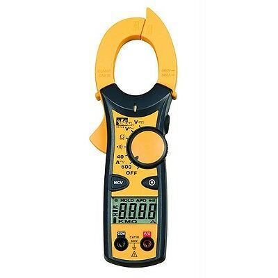Ideal Industries 61-744 Clamp-Pro™ Clamp Meter 600 Amps AC, Australian Warranty