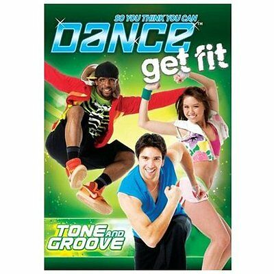 So You Think You Can Dance Get Fit-Tone and Groove