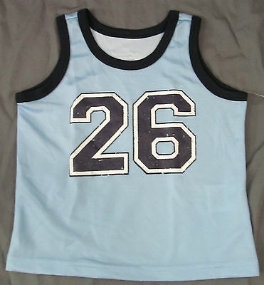 Wonderkids 12 Month, Blue #26 Tank, New without Tags