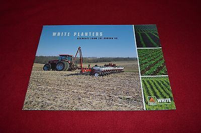 Oliver White Tractor Planters Dealer Brochure 79017395 Lcoh 13 49