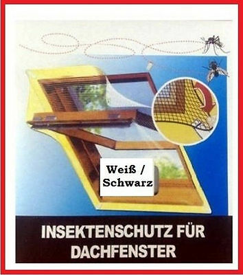 dachfenster fliegengitter insektenschutz velux 140 170 cm. Black Bedroom Furniture Sets. Home Design Ideas