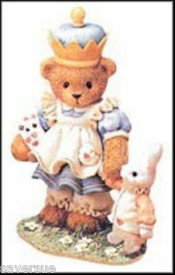 Cherished Teddies ~ Alicia  ~ Through The Looking Glass, I See You! #302465