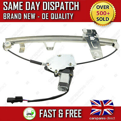 For Jeep Grand Cherokee 98 04 Front Right Side Window Regulator With 2 Pin Motor