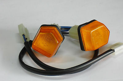 FIAT 127 3s FRECCE LATERALI SIDE LIGHTS N.O.S.