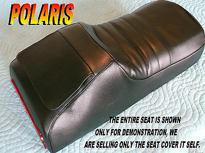 Polaris Indy Trail Supertrak 1989 & 1991 Replacement seat cover l@@k 538A