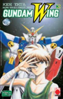 Gundam Wing 2 Planet Manga Panini Comics