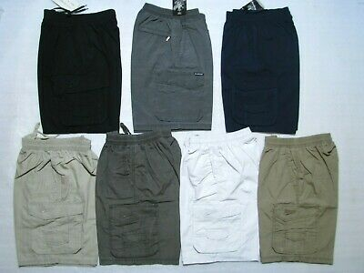 BNWT Men's Casual Dress Workwear, Work Pants,Cargo Sport Short, Pant, Size S-4XL